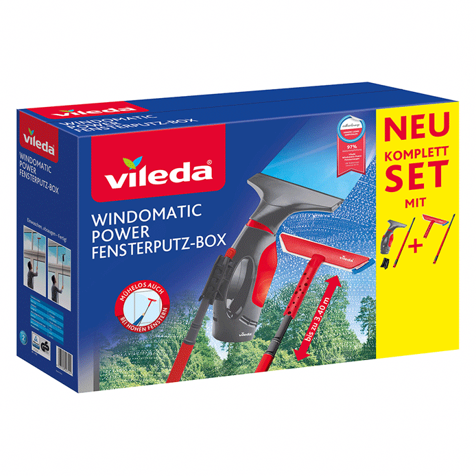 Windomatic Power Fensterputz-Box